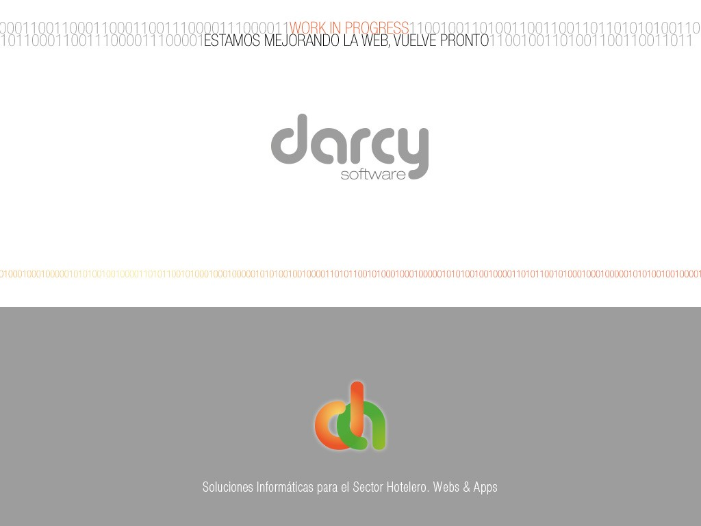 DarcySoft Powered Site